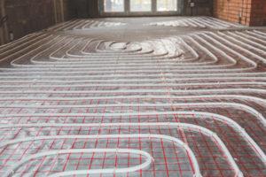 mantenimiento del suelo radiante via celere