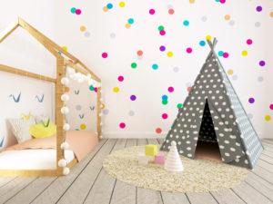 habitacion infantil montessori