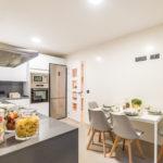El diseño de cocina ideal: espacioso, luminoso y funcional