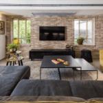 Nueva tendencia para decorar tu hogar: el 'look cemento'