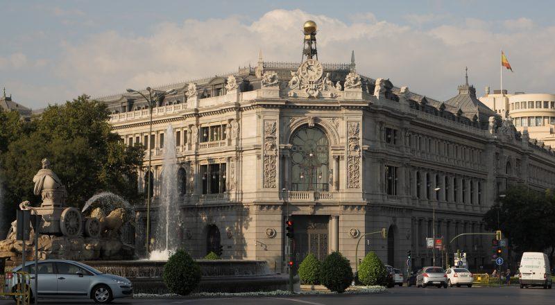 Banco de España edificios emblemático