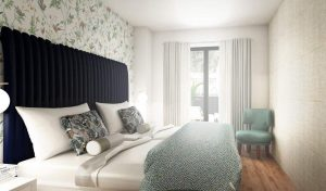 dormitorio modernos con estilo