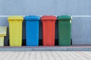 reciclaje en la casa