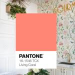 El pantone de este 2019 será el Living Coral