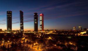 zonas y barrios de Madrid