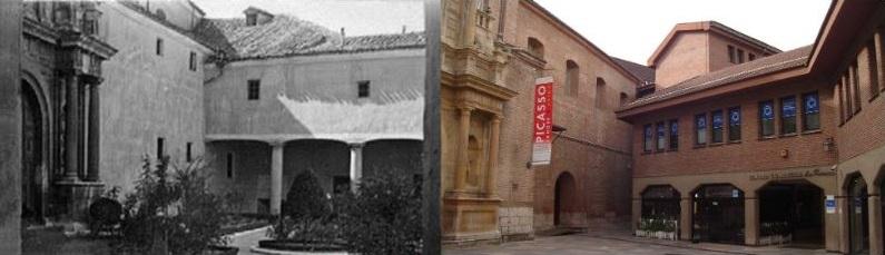 restauración de edificio convento de las francesas
