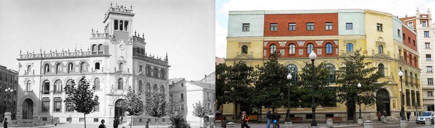 restauración de edificio palacio correos y telegrafo