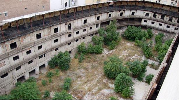 restauración de edificio hortaleza