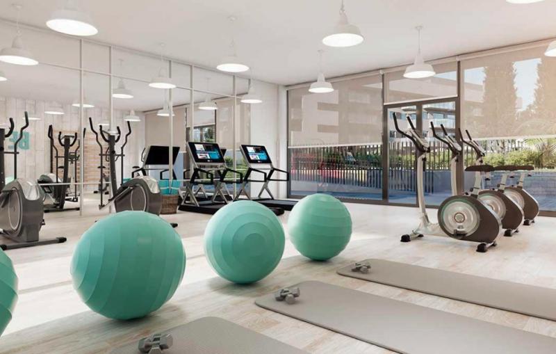 Célere Mairena - Gym