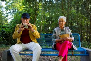 día de los abuelos via célere