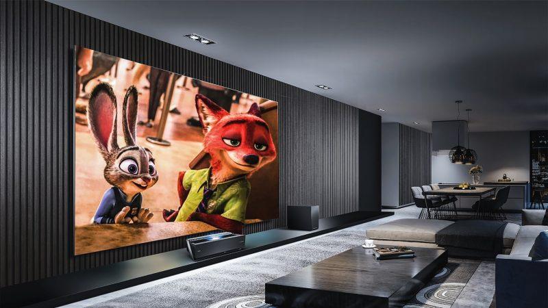 sala de cine en casa via celere