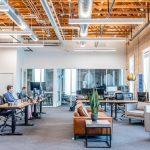 Aula de innovación: oficina de ventas experiencial y sensorial