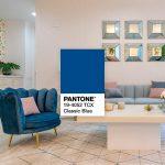 Pantone Classic Blue, color principal para 2020