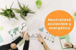 via celere - sostenibilidad - neutralidad sostenible