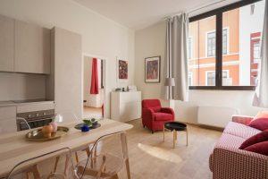 Soluciones de almacenaje en pisos pequeños