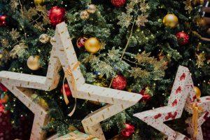 árbol de Navidad ecológico