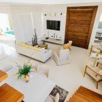 4 ideas para que tu salón parezca más grande