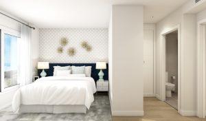 renovar dormitorio sin cambiar muebles