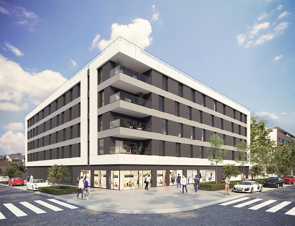 Promoci n legan s pisos obra nueva en madrid for Pisos obra nueva madrid