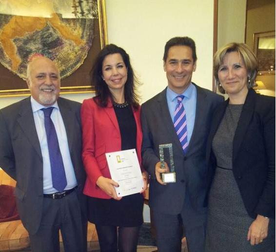 Foto Premio SIMA 2013