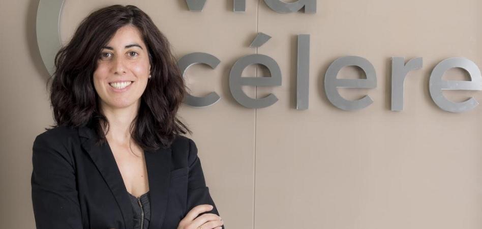 Vía Célere incorpora a su nueva directora de riesgos