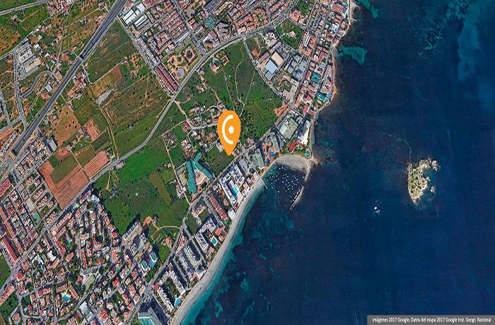 Compra de suelo edificable en Ibiza