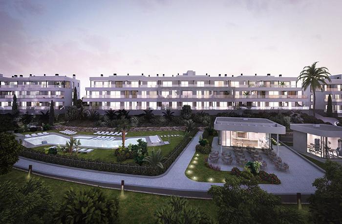 Comercializan una nueva promoción de viviendas en Casares
