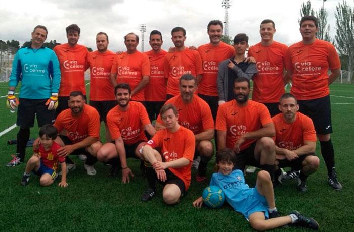 Fútbol por la integración social