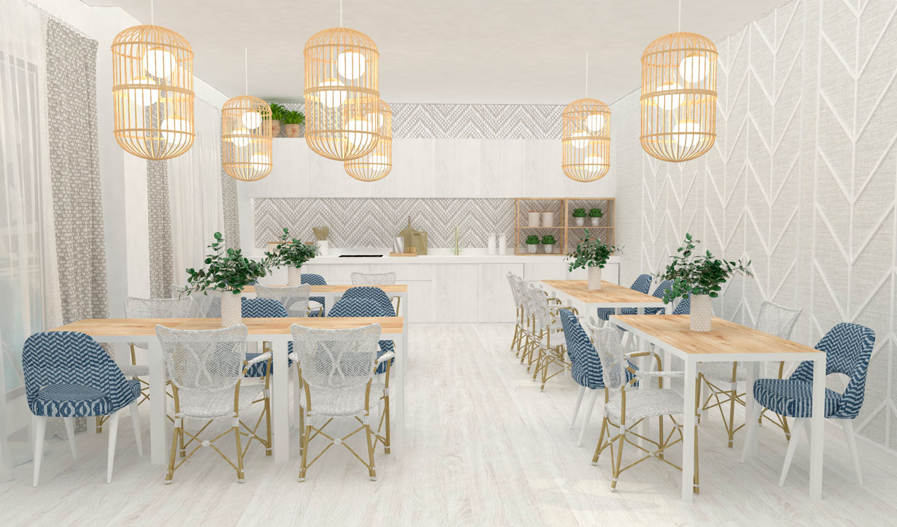 celere cala serena gourmet social room