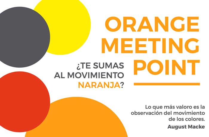 Orange-Meeting-Point