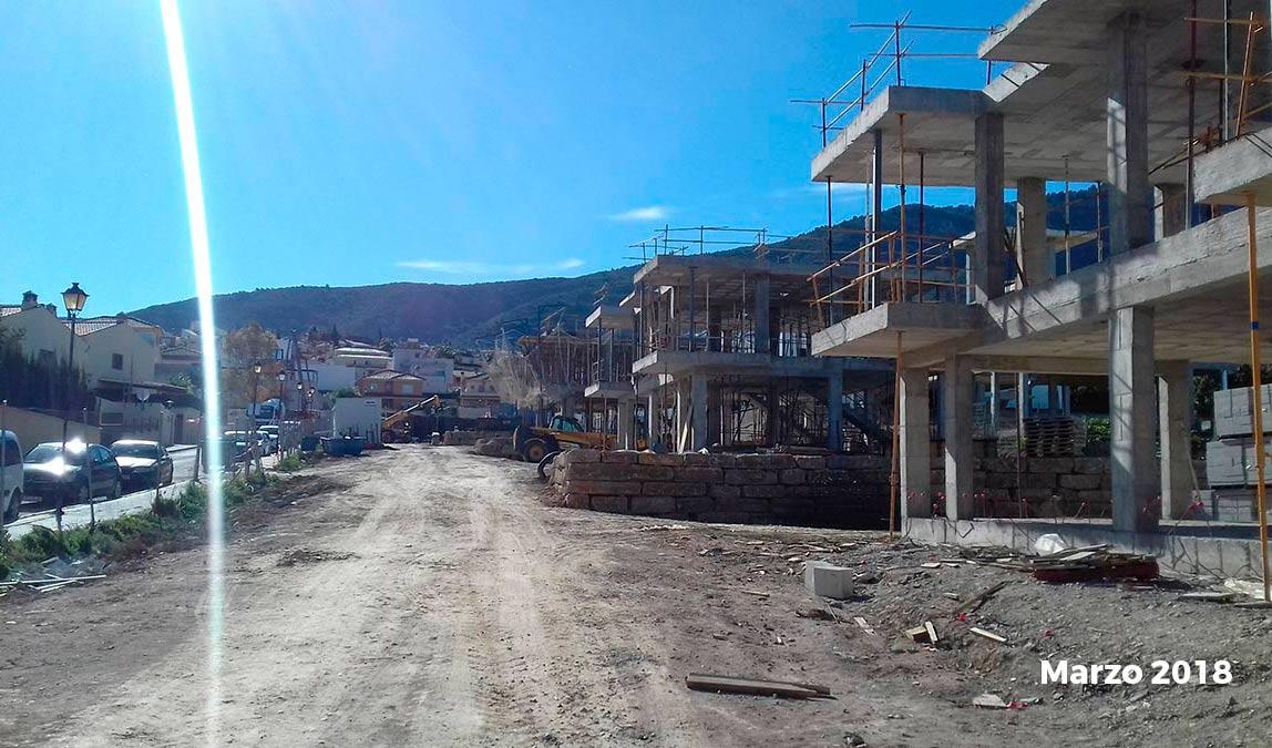 Chalets de obra nueva en Alhaurín