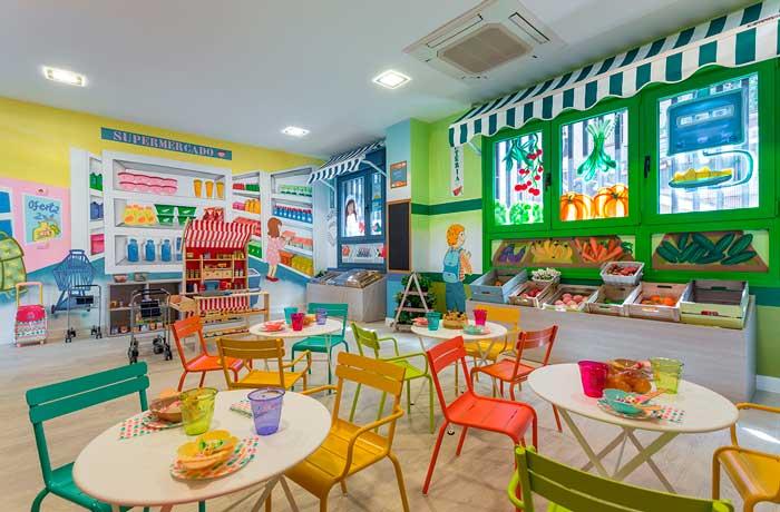 Sala Juegos para niños Embajadores