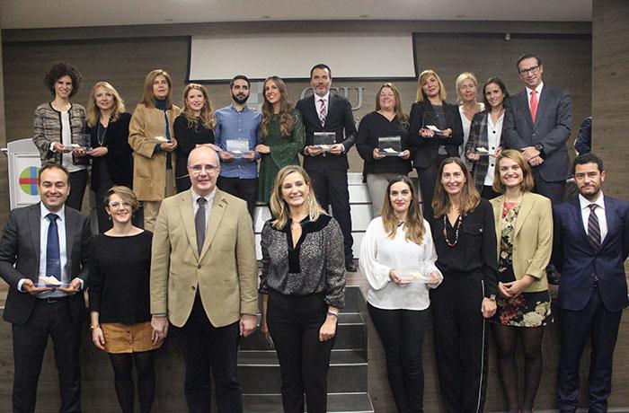 Premios OCARE 2018 Galardonados