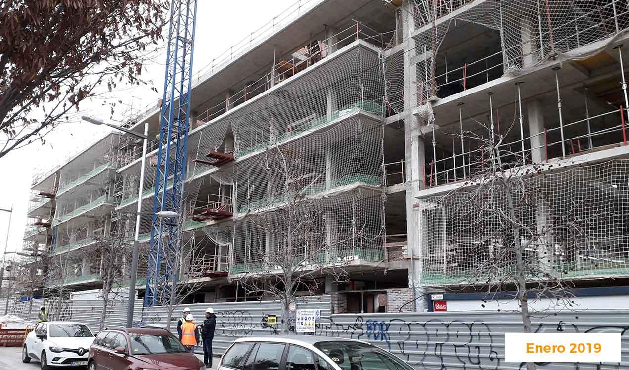 New Build Sabadell Celere Terram