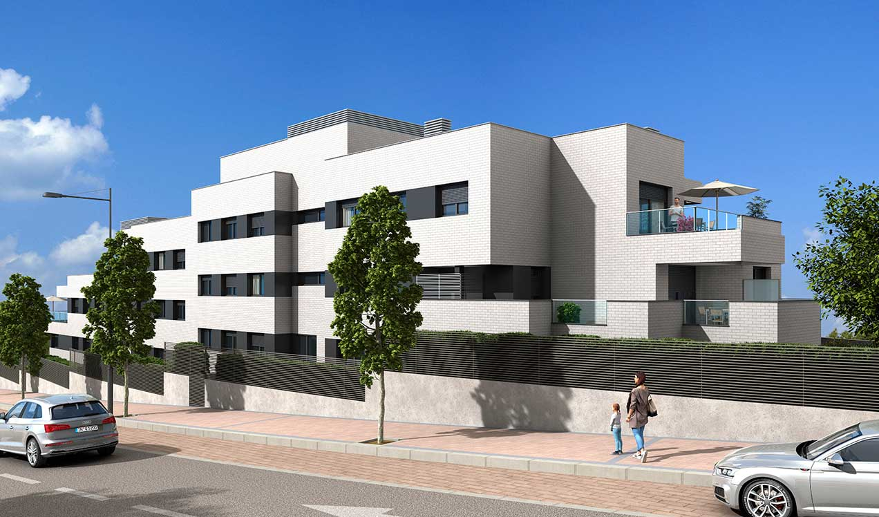 Boadilla del Monte New Build Célere Harmony