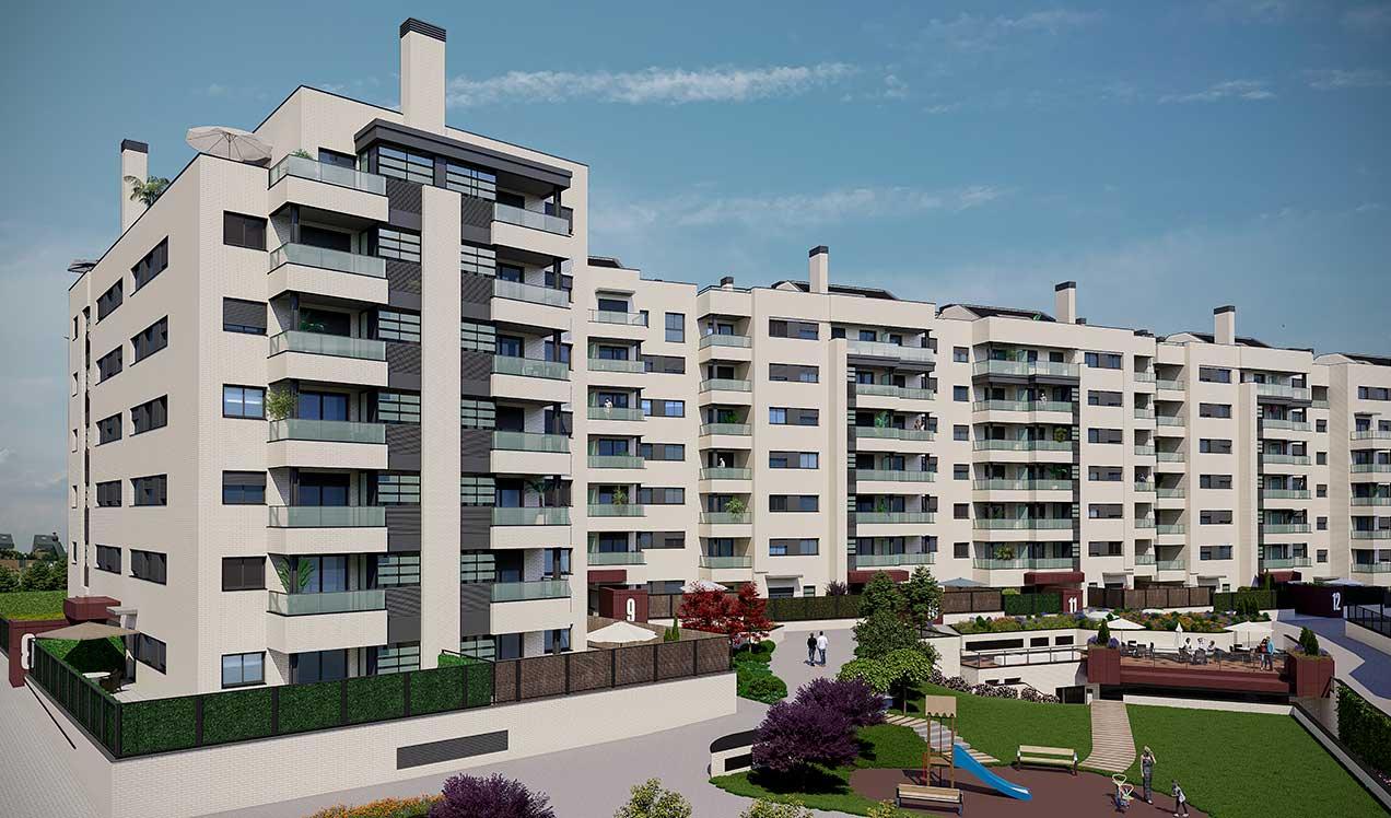New Build in Rivas-Vaciamadrid Célere Cubic II