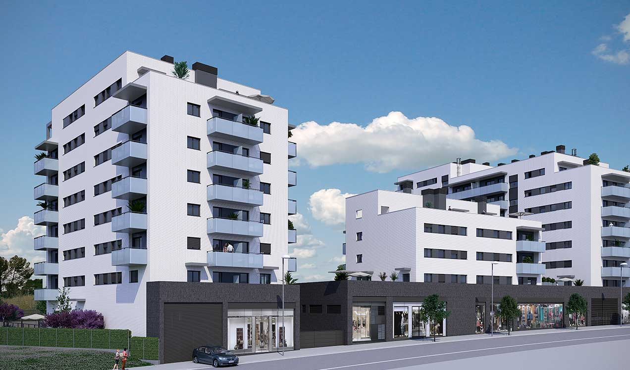 New Build in Sabadell Celere Eolo