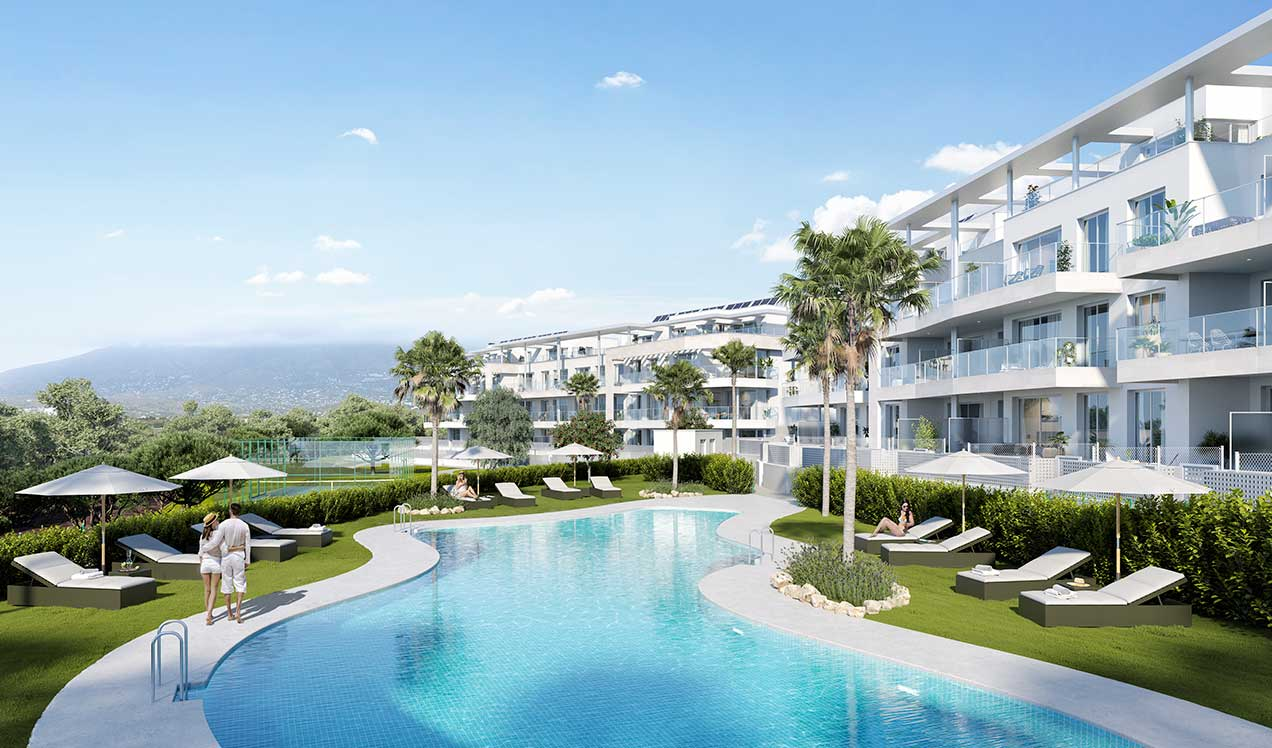 Malaga - Mijas New Build | Célere Vitta Nature Development