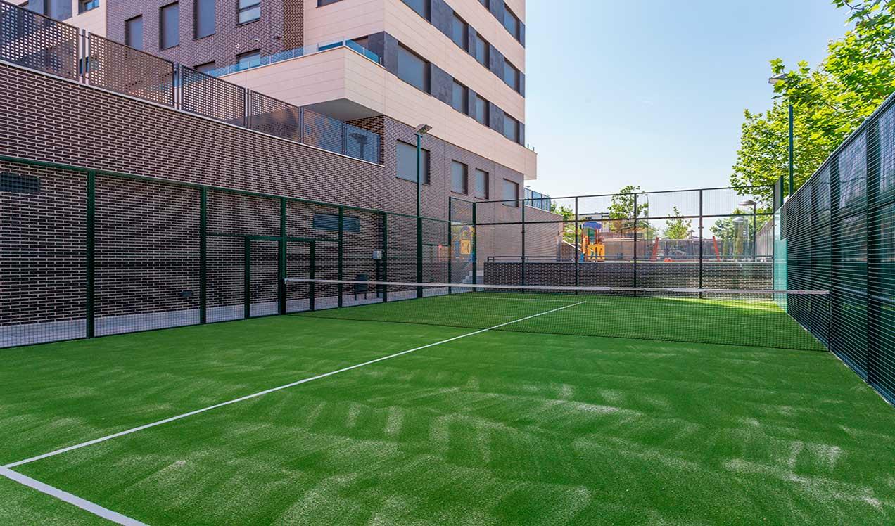 Pisos en ciudad lineal Madrid obra nueva arcentales