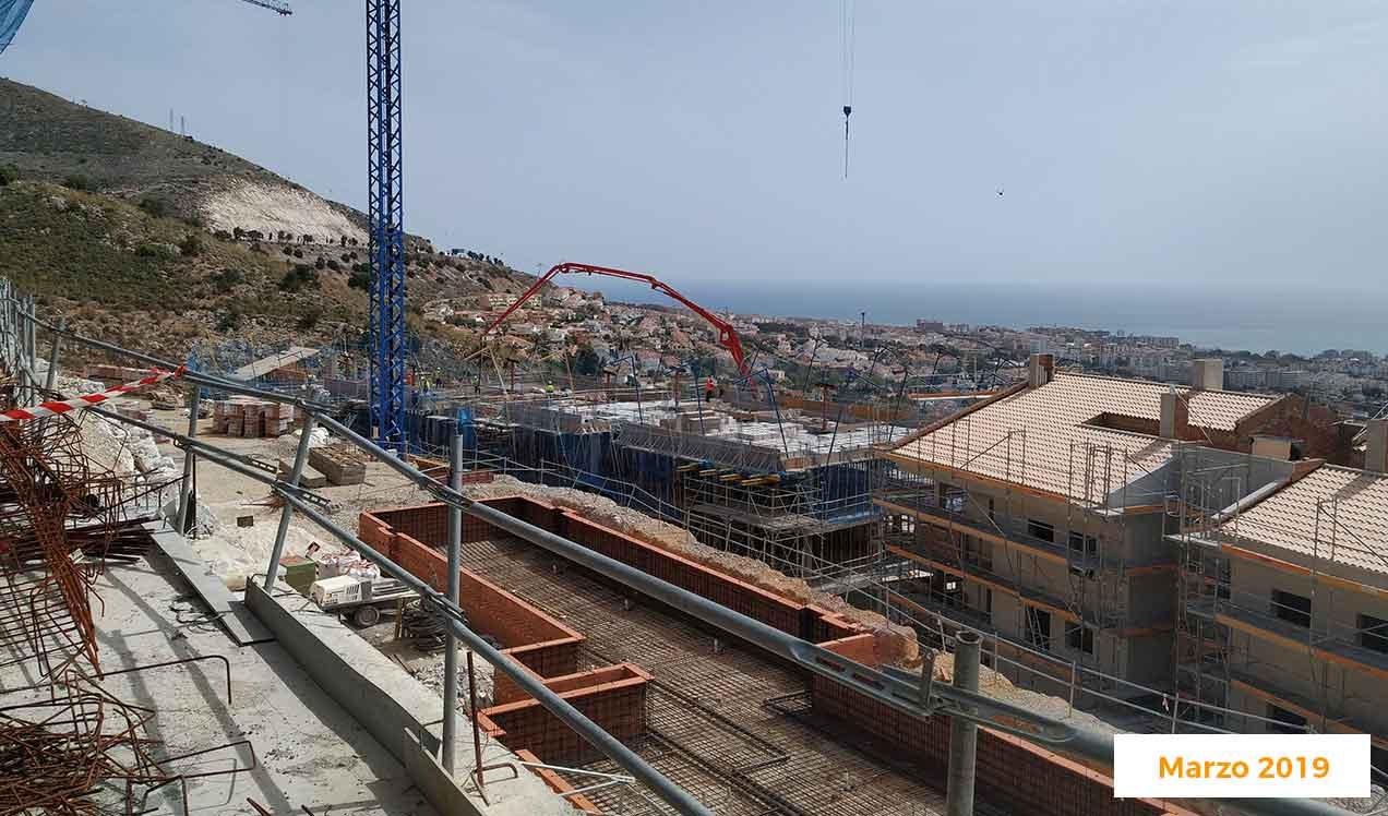 Obra Nueva en Málaga celere serenity