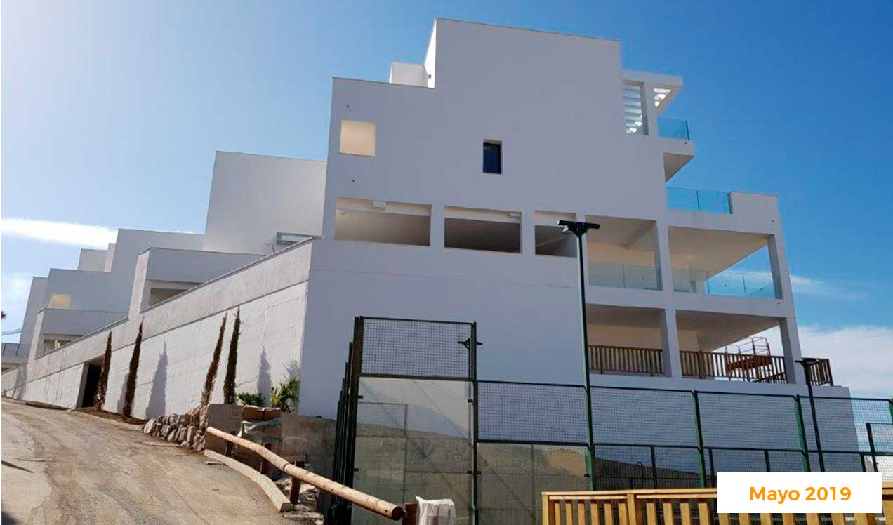 new build celere casa banderas