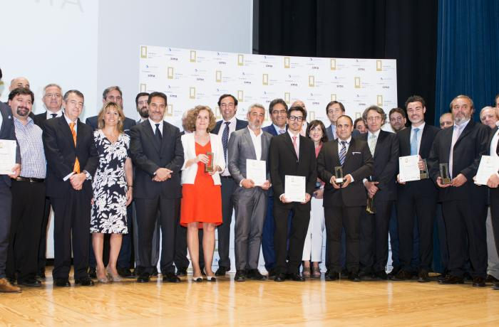Fundación Vía Célere galardonada en los premios ASPRIMA-SIMA 2017