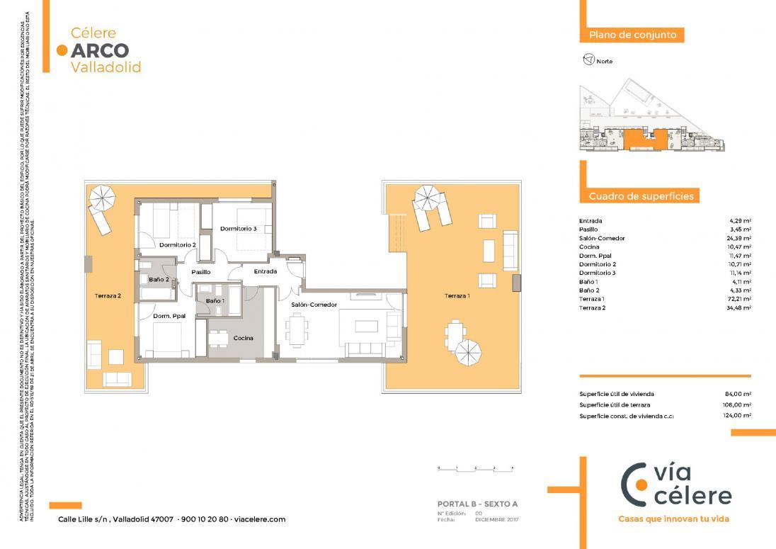 pisos de obra nueva en Valladolid
