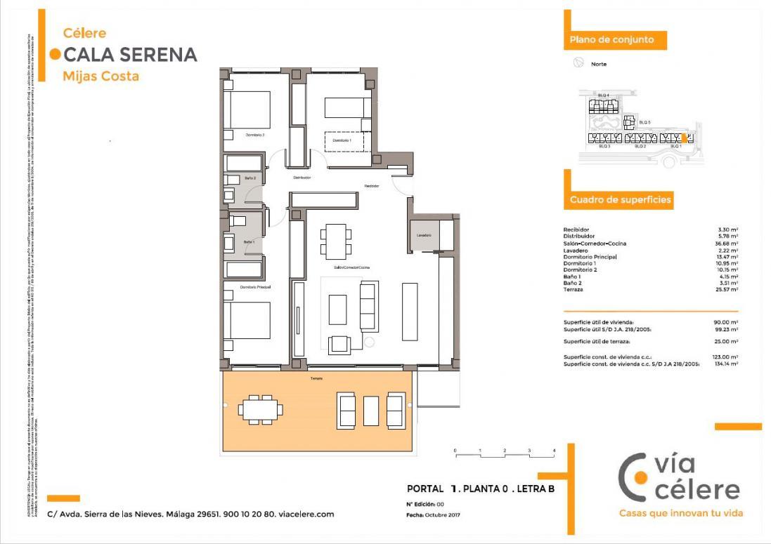 new build in cala serena