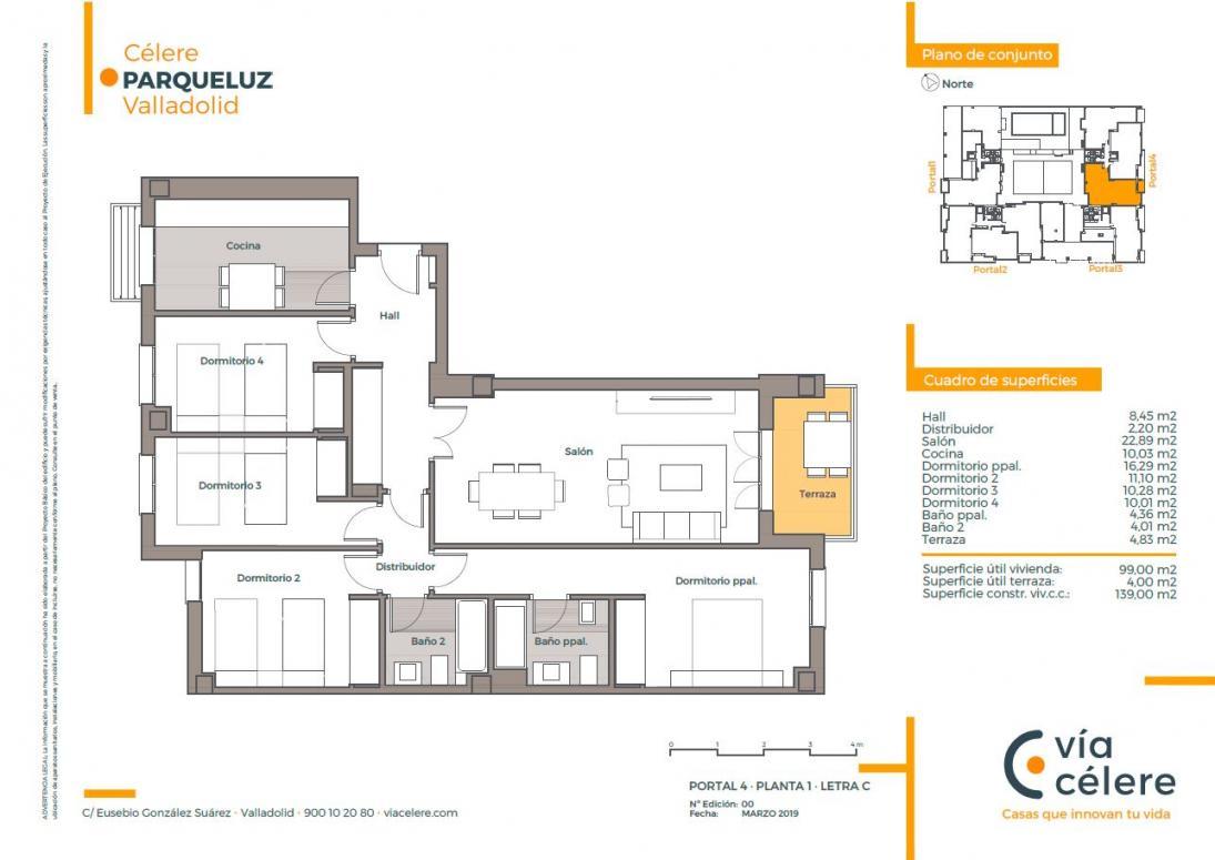 new build celere parqueluz