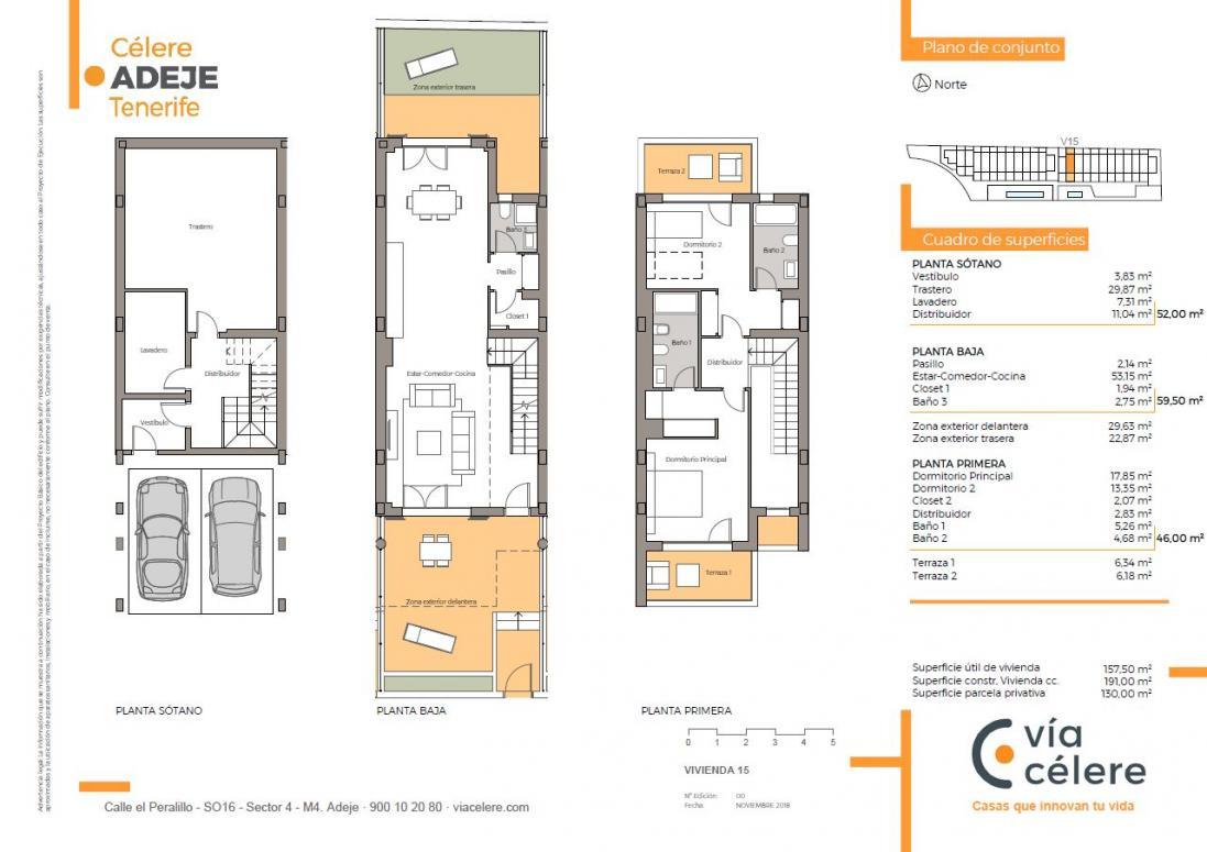 new building tenerife celere adeje