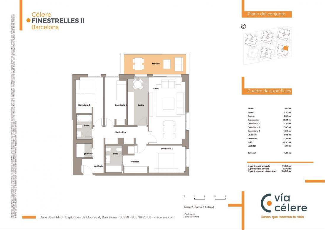 Finestrelles II 3d