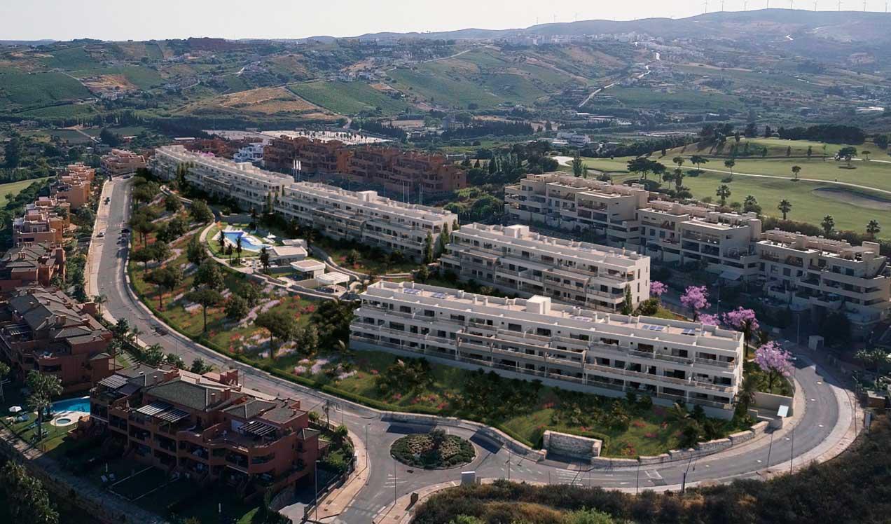 Viviendas de obra nueva en Málaga | Promoción Célere Doña Julia