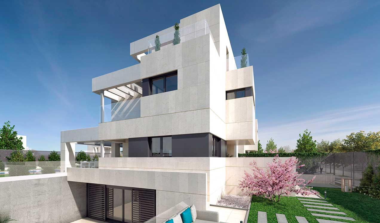 New build in Aravaca Celere Grace