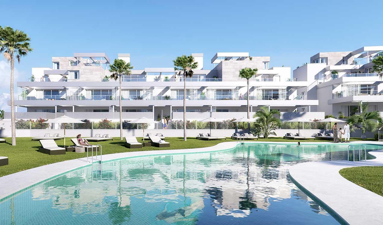 New Build in Malaga Célere Senses Village